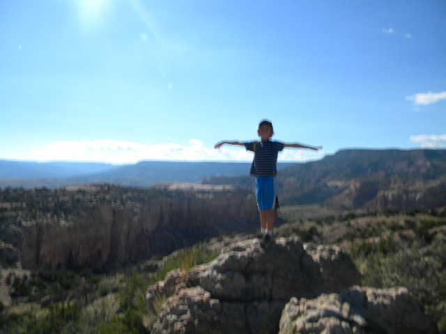 Solo Yogihiker Santa Fe NM