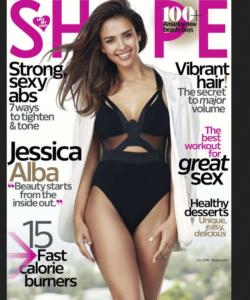 Shape Magazine 10:2016 Yogihiker feature